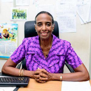 Mrs Marion Akpata
